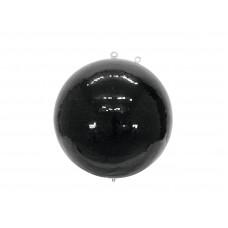 Juodas veidrodinis gaublys EUROLITE Mirror ball 100cm black