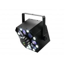 Apšvietimo technika diskotekoms su lazeriu EUROLITE LED FE-1500