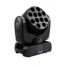 LED DMX judanti galva EUROLITE LED TMH-12 Moving Head Beam