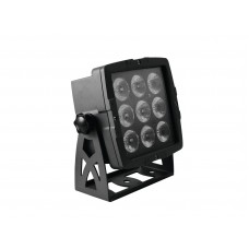 Architektūrinis prožektorius EUROLITE LED IP PAD 9x8W QCL