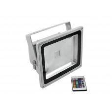 EUROLITE LED IP FL-30 COB RGB 120� RC