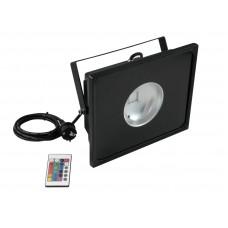 EUROLITE LED IP FL-30 COB RGB 60� RC