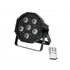 LED šviestuvas EUROLITE LED SLS-603 TCL + UV Floor