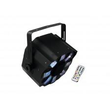 Diskotekų apšvietimas EUROLITE LED FE-700 Flower efektas