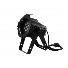 EUROLITE LED ML-30 UV 7x1W 12� RC