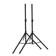 Kolonėlių stovų komplektas OMNITRONIC Speaker stand MOVE set