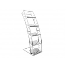 ALUTRUSS Brochure Stand hinged