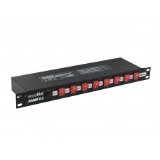 EUROLITE Board 8-S with 8x IEC outputs
