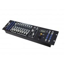 Apšvietimo valdymo pultas EUROLITE DMX Scan Control 192 controller