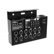DMX skirstytuvas EUROLITE Split 4T DMX Splitter