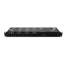 DMX signalų skirstytuvas EUROLITE DMX Split 8X Splitter