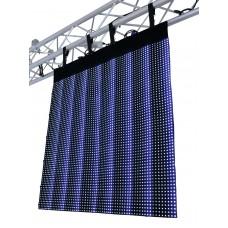 LED užuolaida EUROLITE LSD-100 MK2 (H)1.6m x (W)1.6m