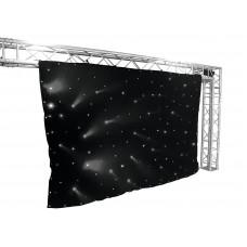 LED užuolaida balta spalva EUROLITE CRT-120 LED Curtain 6400K
