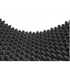 Akustinis porolonas ACCESSORY storis 70mm, dydis 50x100cm