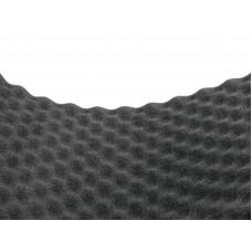Akustinis porolonas ACCESSORY kiaušinio formos izoliacinė medžiaga, storis 20mm, dydis 100x206cm