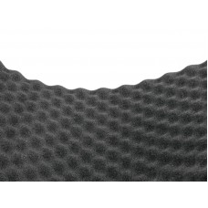 Akustinis porolonas ACCESSORY storis 40mm, dydis 100x206cm