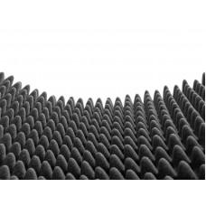 Akustinis porolonas ACCESSORY kiaušinių dėklo formos, storis 100mm,100x206cm
