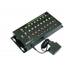 EUROLITE VSD-108 Video distributor 1in8