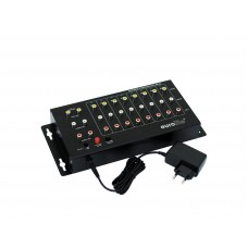 EUROLITE AVS-802 Video switch 8in2