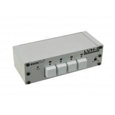 EUROLITE LVH-5 Automatic video switch