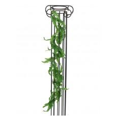 Dirbtinio paparčio girlianda vijoklis, 180 cm