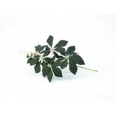 Kaštono šaka su žiedais EUROPALMS Chestnut branch with blossoms, 60cm