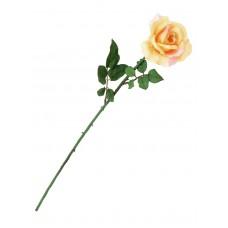 Dirbtinė kreminė rožė