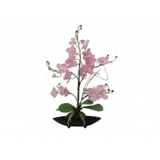 Dirbtinė orchidėja EUROPALMS EVA, purpurinė