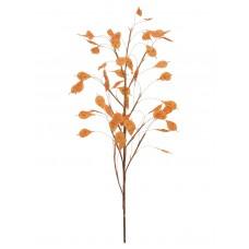Dirbtinė aronijų šakelė EUROPALMS (EVA), oranžinė