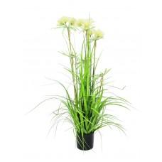 Dirbtinė gėlė EUROPALMS Star grass, 120cm