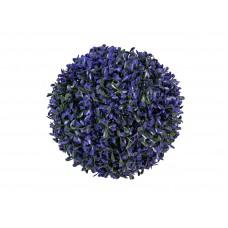 Violetinis žolės kamuolys, 22cm