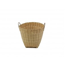 Bambukinis gėlių krepšys EUROPALMS Bamboo flower pot, 35x30 cm