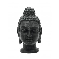 Didelė Budos galva EUROPALMS Head of Buddha, antique-black, 75cm