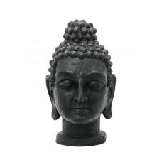 Didelė Budos galva EUROPALMS Head of Buddha, antique-black, 75cm
