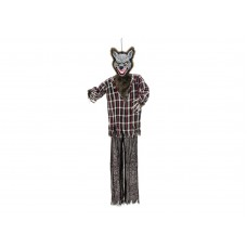 Dekoracija EUROPALMS Halloween Wolfman, 160x50x12cm
