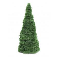 Kūgio formos Kalėdinė eglė EUROPALMS , 180cm