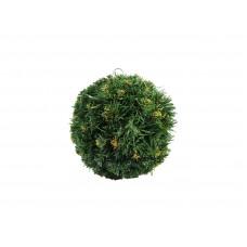 EUROPALMS Christmas ball, green, 20cm