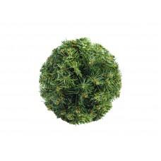 EUROPALMS Christmas ball, green, 25cm