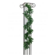 Eglės šakų girlianda, dirbtinė, PE, 180cm