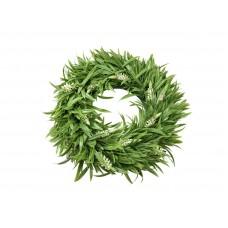 Levandų vainikas EUROPALMS Lavender Wreath, 30cm