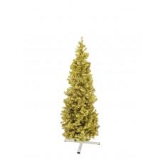 Auksinė Kalėdinė eglutė EUROPALMS  FUTURA 180cm