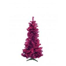 Violetinė Kalėdinė eglutė EUROPALMS  FUTURA  metallic, 180cm