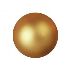 Aukso spalvos Kalėdiniai eglutės žaisliukai 3,5cm, metallic 48vnt