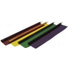 ACCESSORY Color foil roll 158 deep orange 122x762cm