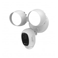 Bevielė lauko stebėjimo IP kamera EZVIZ FloodLight kamera CS-LC1C-A0-1F2WPFRL 2.8mm (Balta)
