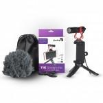 Mikrofonas su stoveliu LiveStar  Stream-mic