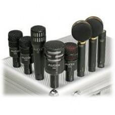 Audix STE-8 aštuonių studijinių mikrofonų komplektas