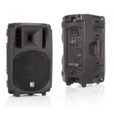 Akustinė sistema su stiprintuvu AMC Music Box D12 juoda