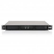 AMP 500 dviejų kanalų profesionalus garso stiprintuvas