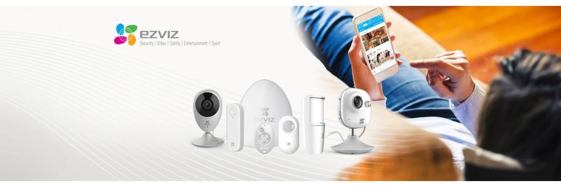 ezvis kameros